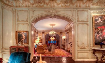 The most expensive town house rental ever at $150,000 a month