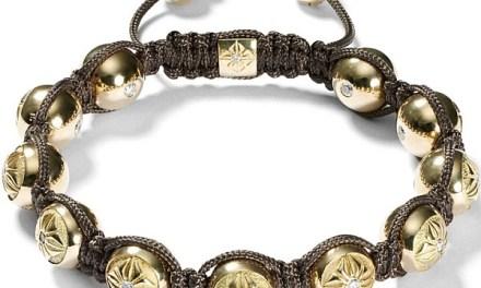 Fashion Trends: Men's Bracelets by Shamballa