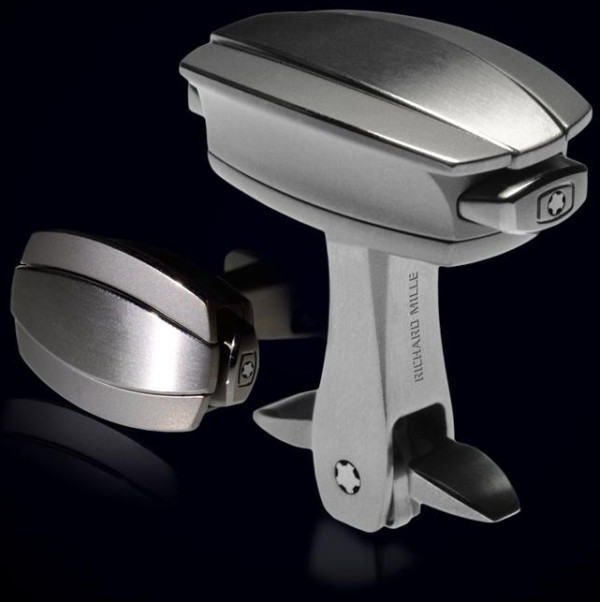 The new cufflinks by Richard Mille