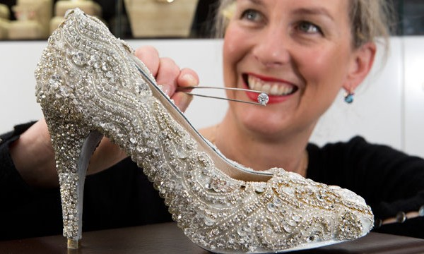 Kiwi shoe designer Kathryn Wilson