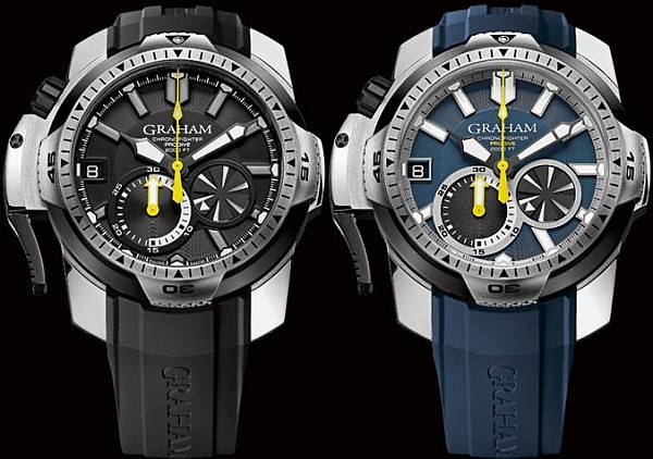 Chronofighter Prodive 200 Pieces Limited Edition (1)