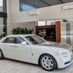 First Rolls-Royce Showroom In Latin America