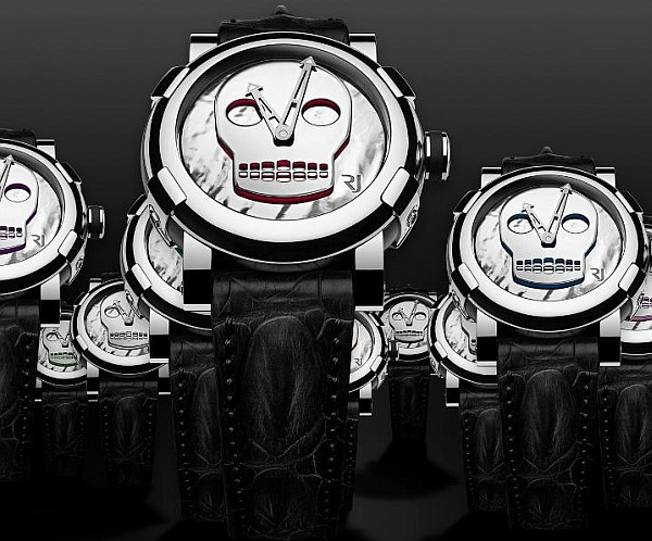 RJ-Romain Jerome Art DNA John-M-Armleder