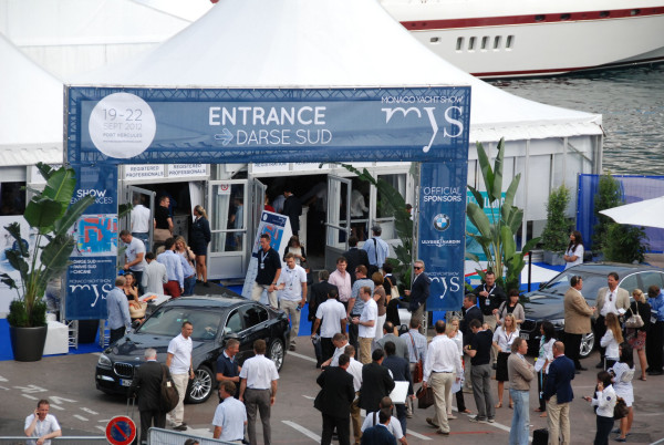 Record Attendance For The 22nd Monaco Yacht Show