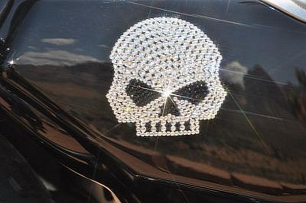 swarovski bling on harley davidson (6)