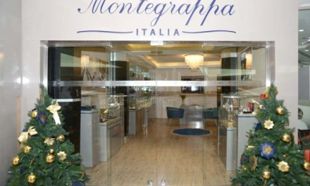 Montegrappa open a boutique in Emirates Towers