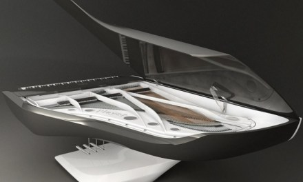Peugeot Piano is a dream of any pianist