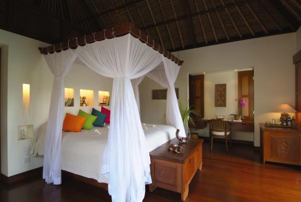 Bali indonesia Riverside Deluxe Pool Villas