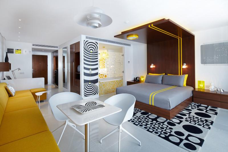 Luxury Studios Bali Indonesia living room