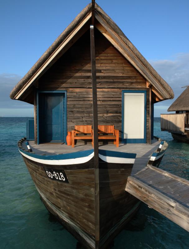 Hotel Boats Maldives