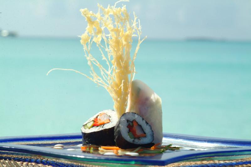 Coco Palm Dhuni Kolhu food