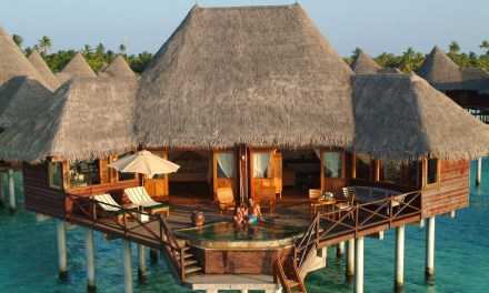 Dhuni Kolhu is a tropical paradise in Maldives