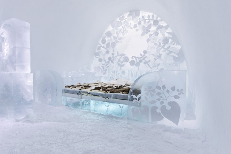 ICEHOTEL, Jukkasjärvi,