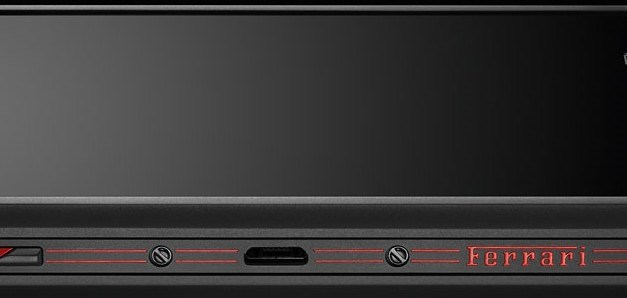 VERTU Ti Ferrari Limited Edition
