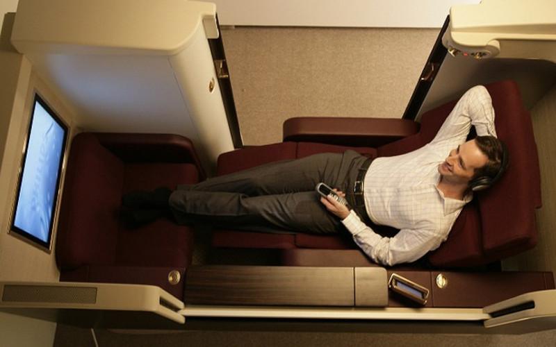 Jet Airways first class seats
