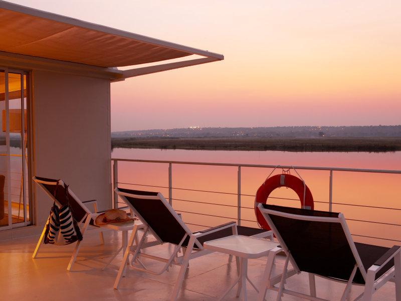 luxury-african-river-safari-sunset