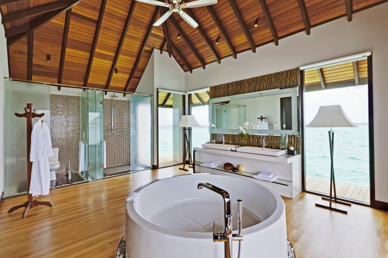 Velassaru Maldives Luxury Travel inside