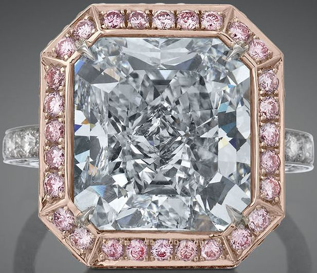 Blue Diamond World`s Most Expensive Diamond
