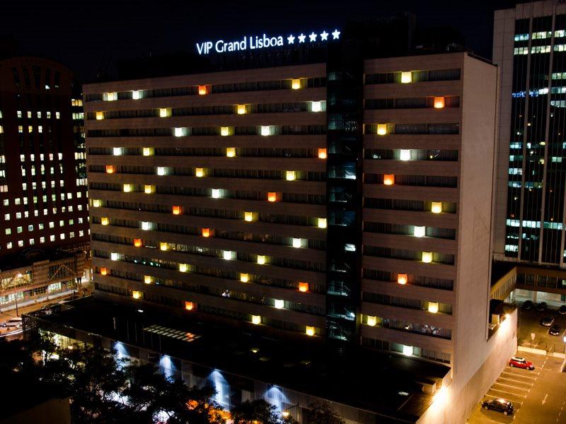 VIP Grand Lisboa Hotel & Spa Review