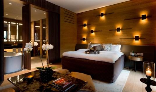 THE CHEDI ANDERMATT Room