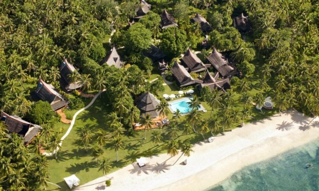 DEDON Island – white-sanded beaches and countless surfing breaks