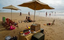 Phinda Homestead, South Africa beach