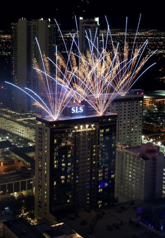 SLS Las Vegas Opens Doors Bringing New Life To The North End Of The Las Vegas Strip