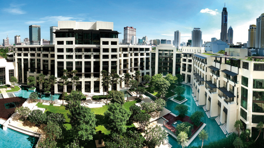 Siam Kempinski Hotel Bangkok