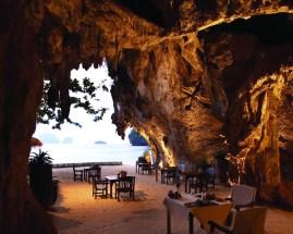 Rayavadee Resort Thailand restaurant