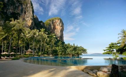 Rayavadee Resort Thailand pool