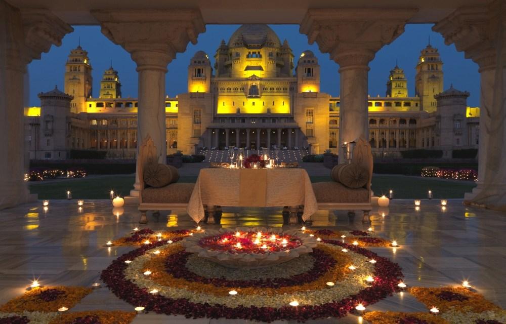 Umaid Bhawan Palace Jodhpur – Jodhpur, India
