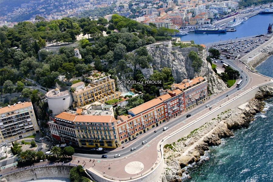 Hôtel La Pérouse – French Riviera's hidden gem