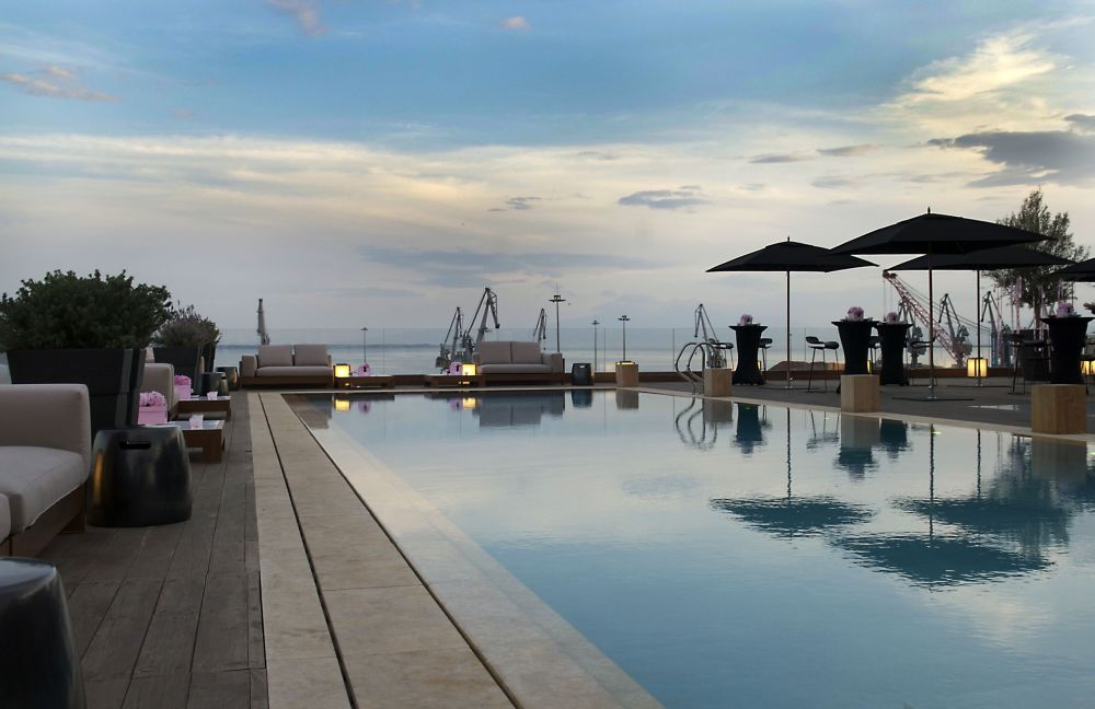 THE MET HOTEL Thessaloniki