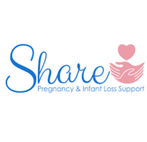 Share Pregnancy and Infancy Loss Support Logo