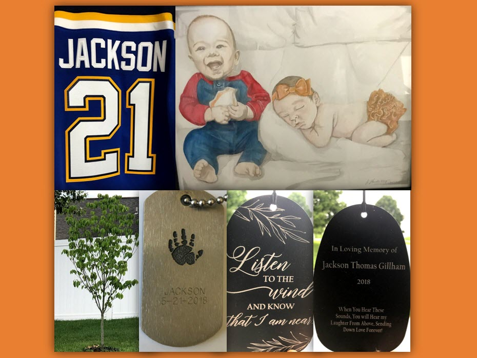 Most Meaningful Gifts after My Child Died