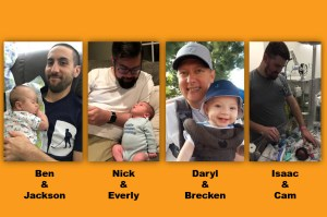 Dads Cherishing Time with their Children