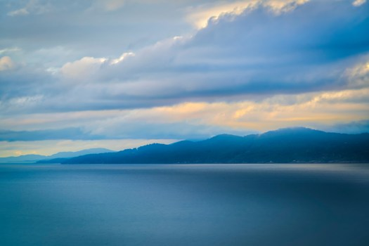Coast of British Columbia