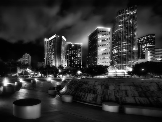 Slick city Miami, that's where I wany to be. Just got home and I wanna go back.