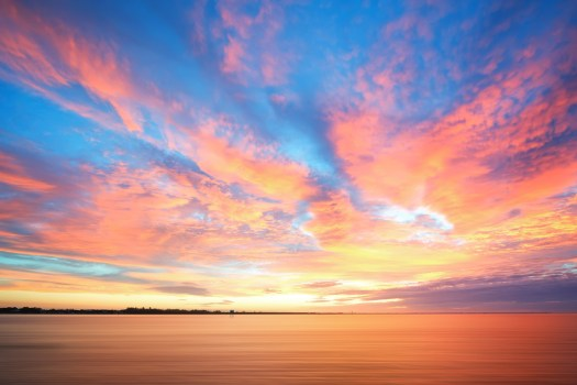 I don't know about you but I'm glad, REALLY GLAD, it's Friday. ...There I go again, ...making stuff up. I'm writing this on a Wednesday but I'm pretending it's Friday so on Friday (today) it seems current. So in reality it's Wednesday, but on Friday I'm planning on being really happy so I thought I'd post a picture of a wild sunset. The only thing that could go wrong is we get invaded by aliens on Friday and everyone is freaked out and gloomy while I'm posting pictures of happy sunsets. I'll just have to cross that bridge when we come to it. Until then, speaking from Wednesday, happy Friday everyone. Hopefully the aliens haven't invaded, ...yet.