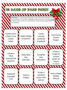 12 Days of Projects