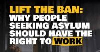 Why people seeking asylum should have the right to work