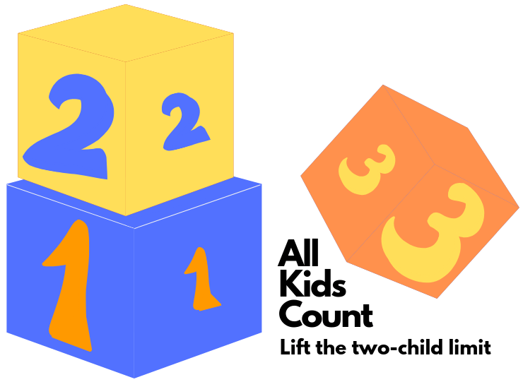 All Kids count logo