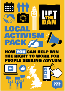 Lift The Ban Local Activism Pack