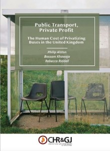 New report: privatized bus system fails passengers and undermines rights