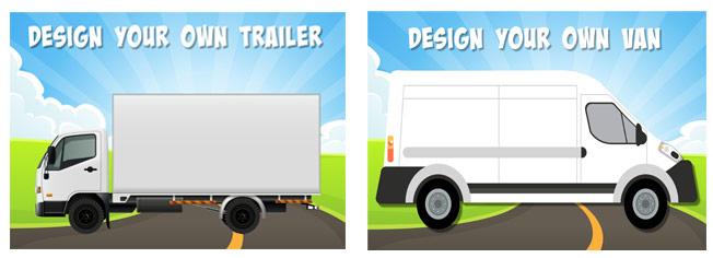 design a trailer
