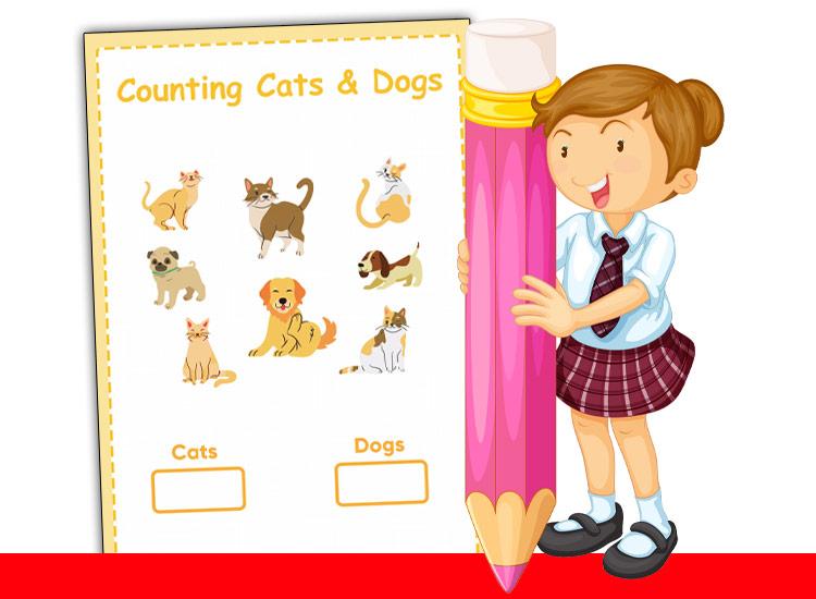Maths For Reception Worksheets