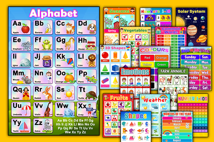 free learning posters for classrooms