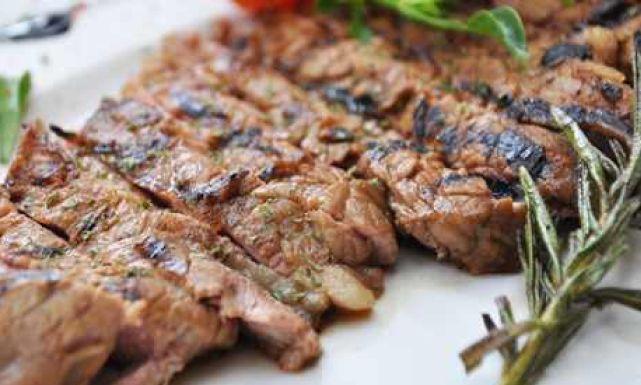طريقة عمل ستيك اللحم بعصيرالأناناس