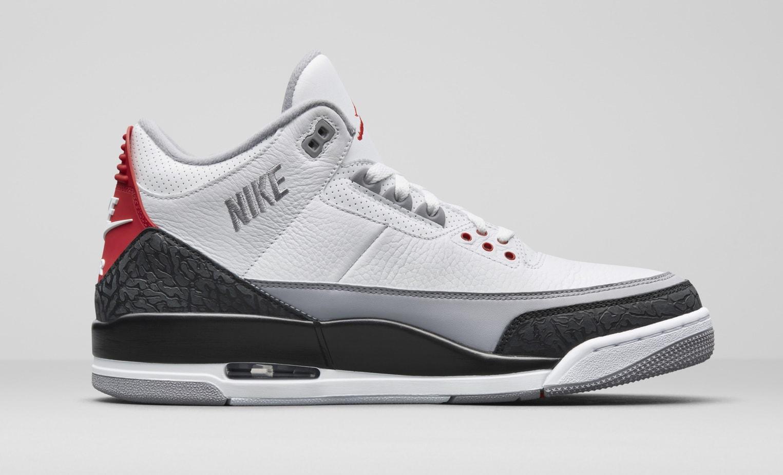 Air Jordan 3 Nrg Tinker Release Info