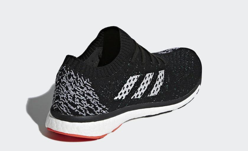 brand new c8434 a3042 The Adidas Adizero Prime LTD Debuts In Core Black Next